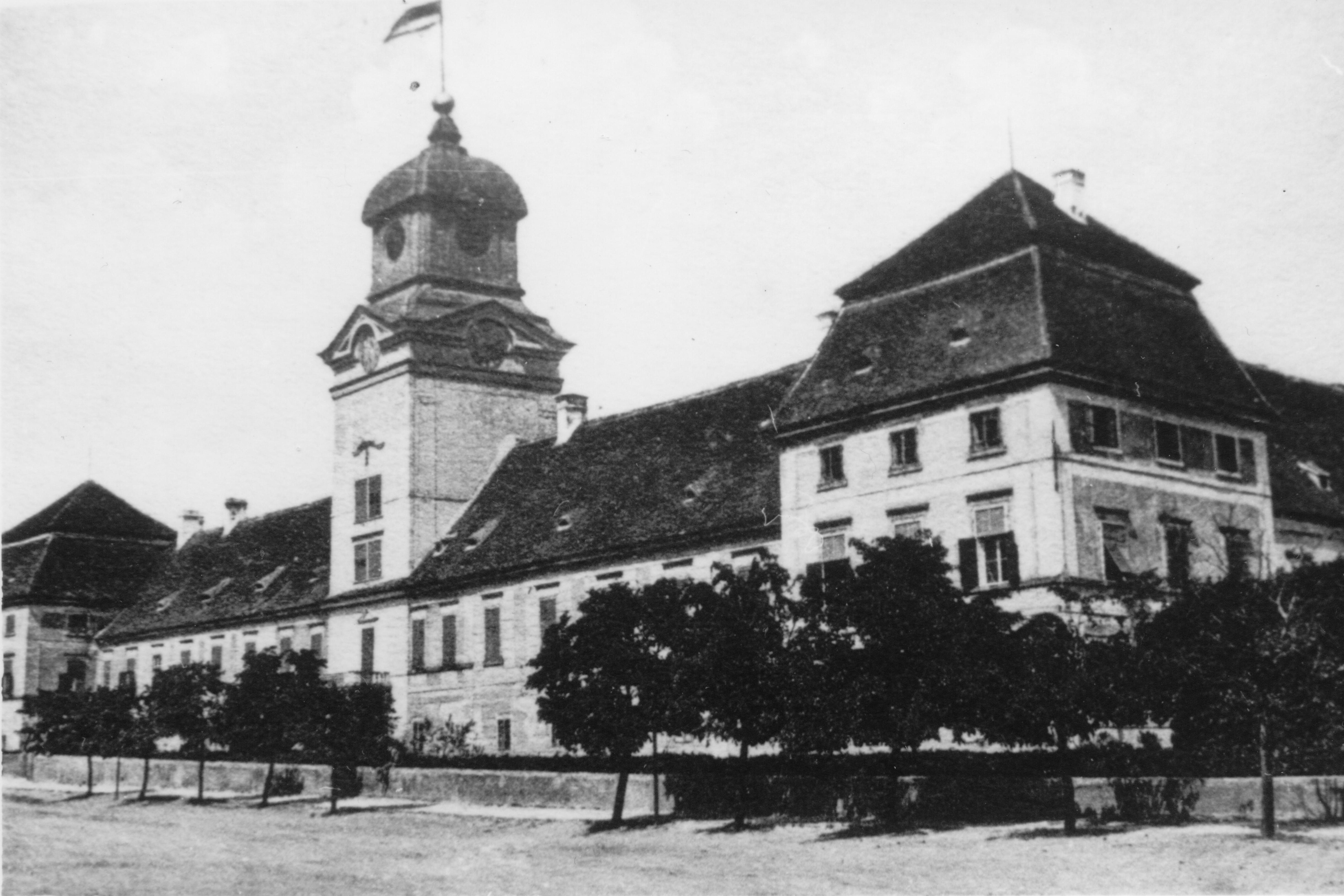Schloss von Rechnitz