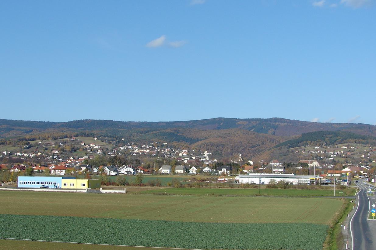 Großgemeinde Rechnitz, Südburgenland