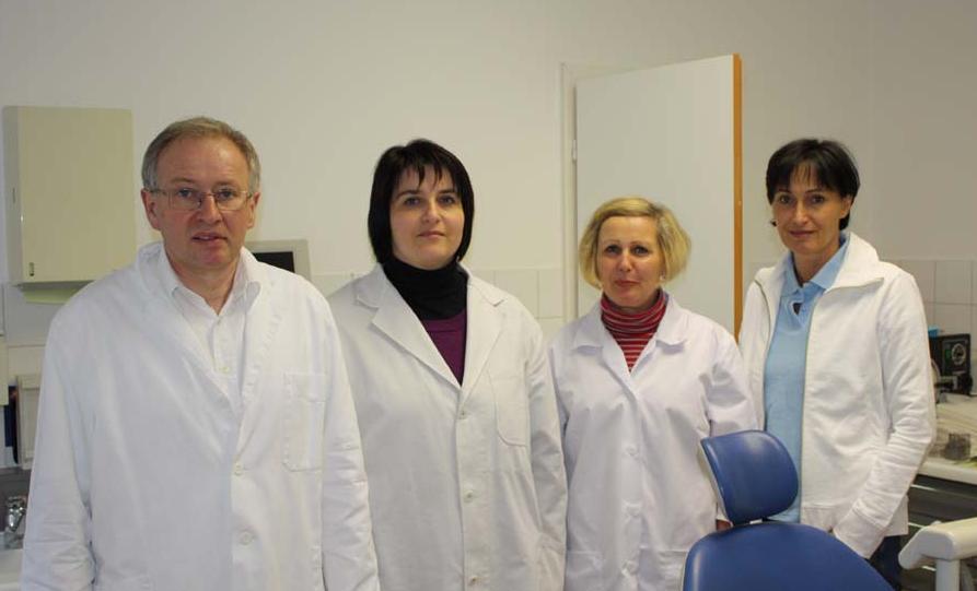Dr. Michael Varsits, Zahnarzt, Rechnitz