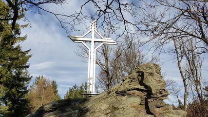 Gipfelkreuz, Geschriebenstein