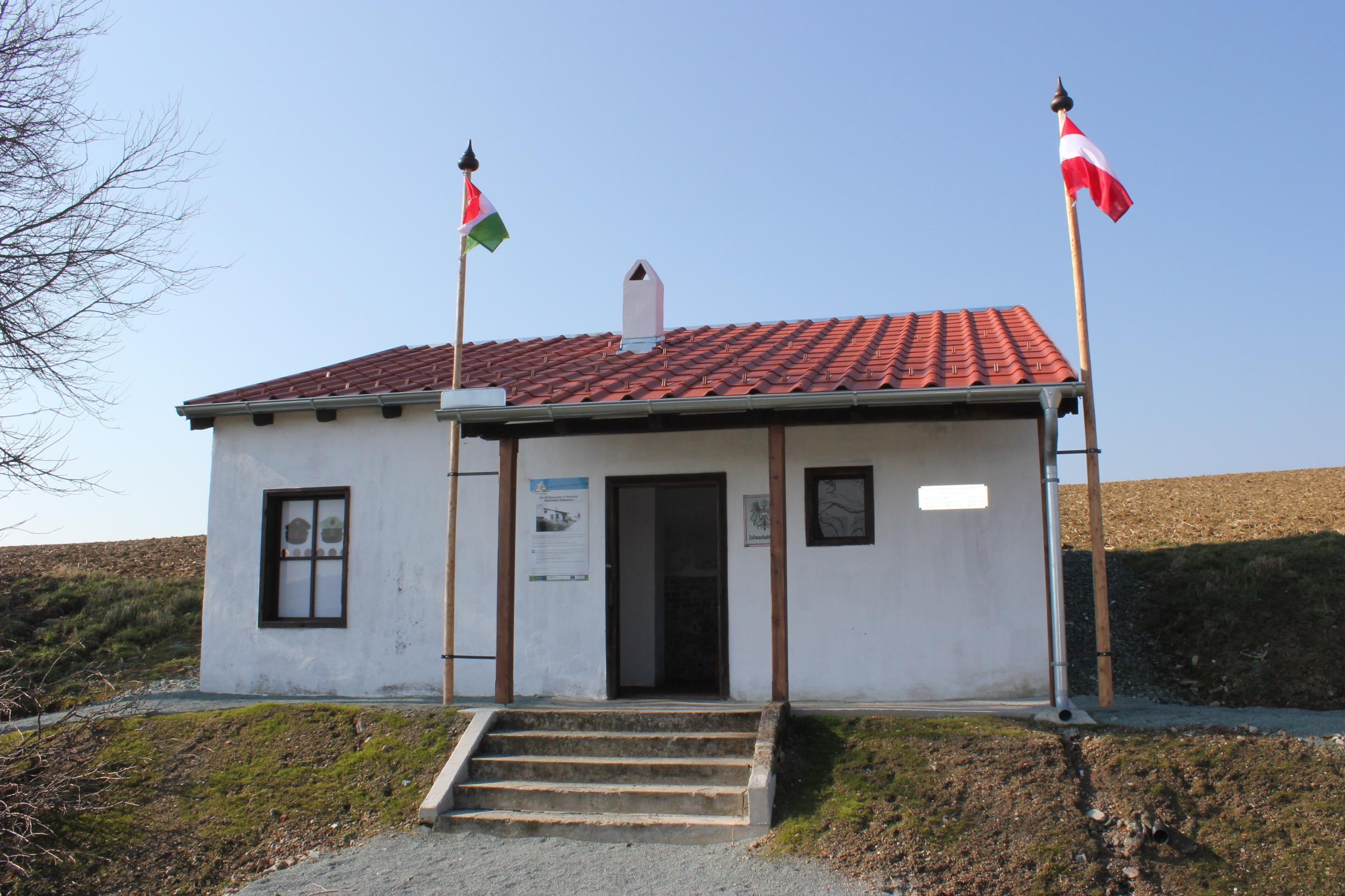 Alte Zollhütte, Südburgenland