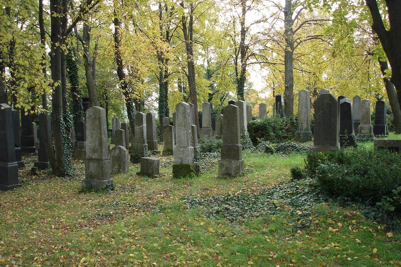 Jüdischer Friedhof in Rechnitz, Südburgenland