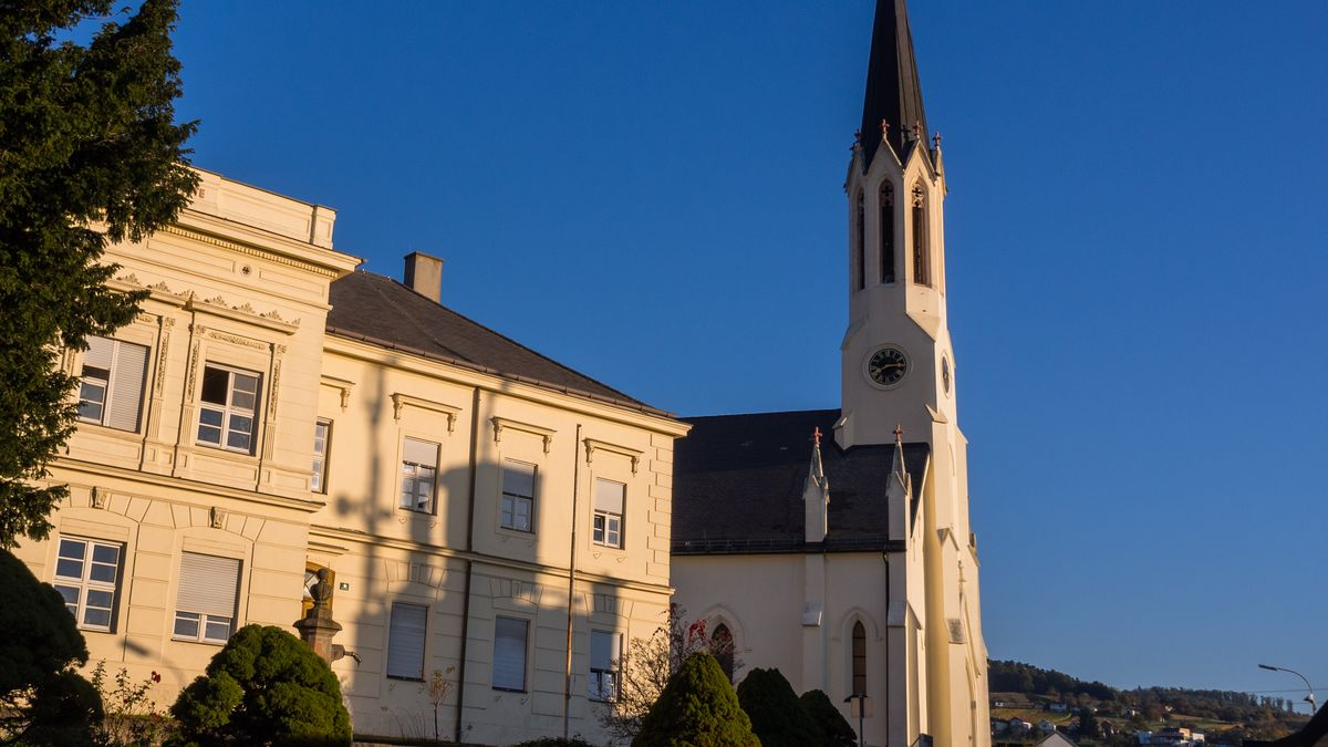 Evang. Kirche, Rechnitz