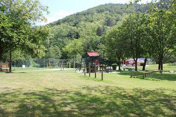 Spielplatz am Nordufer, Badesee Rechnitz