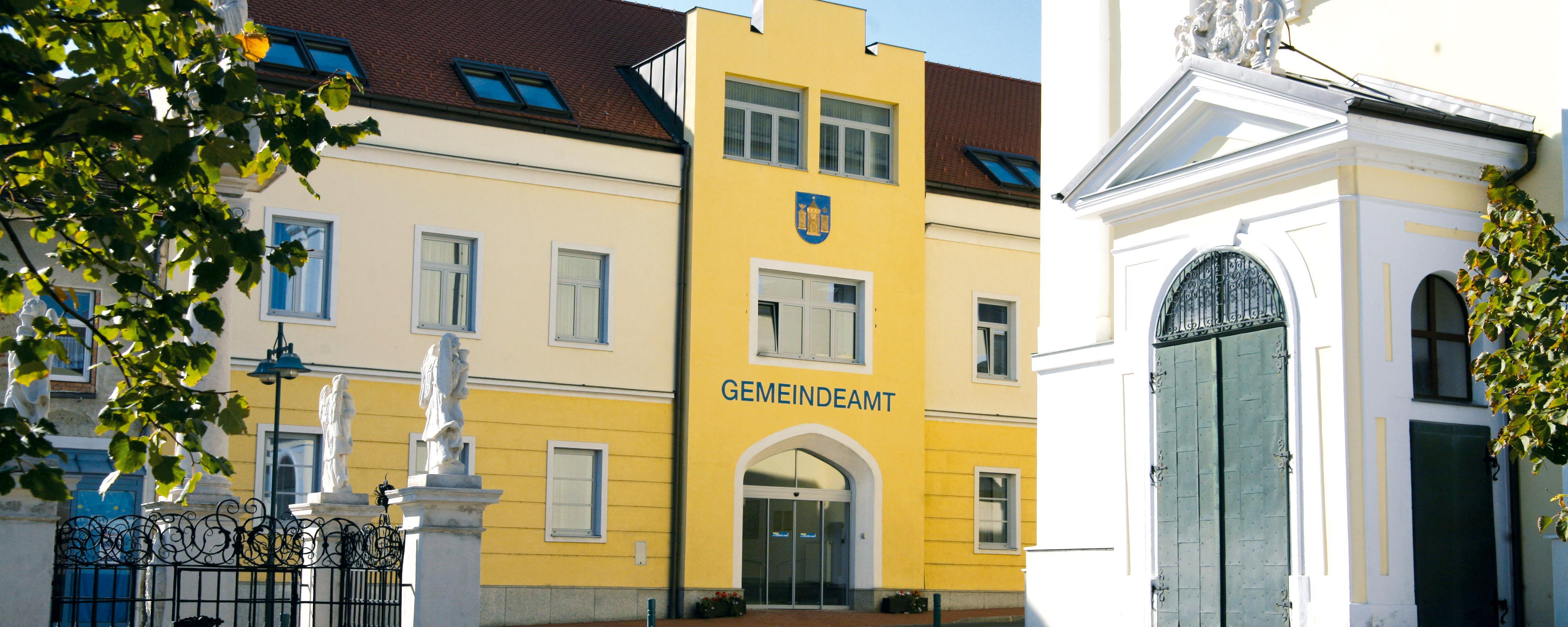 Gemeindeamt Rechnitz, Südburgenland