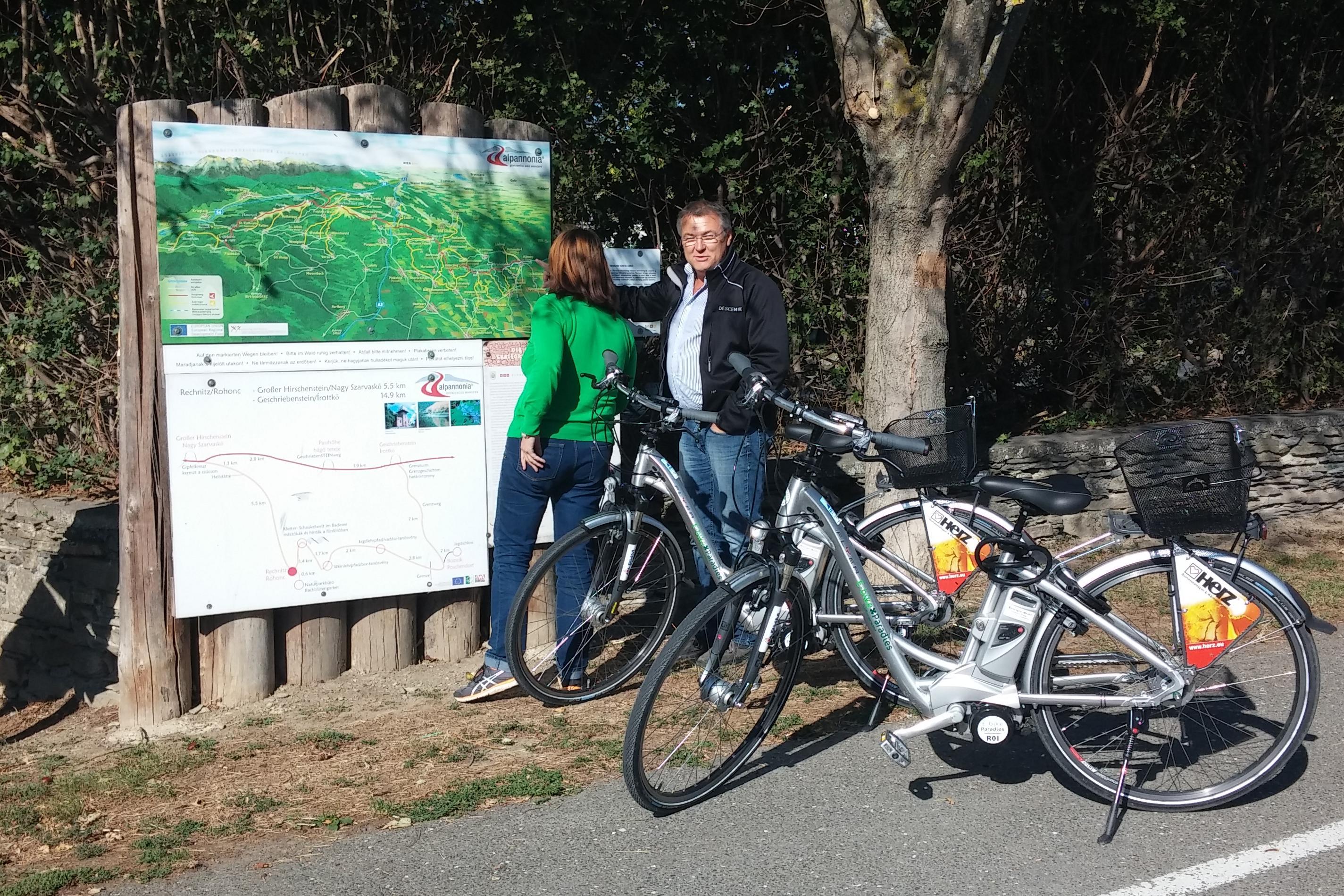 E-Bike Verleih, Rechnitz, Südburgenland