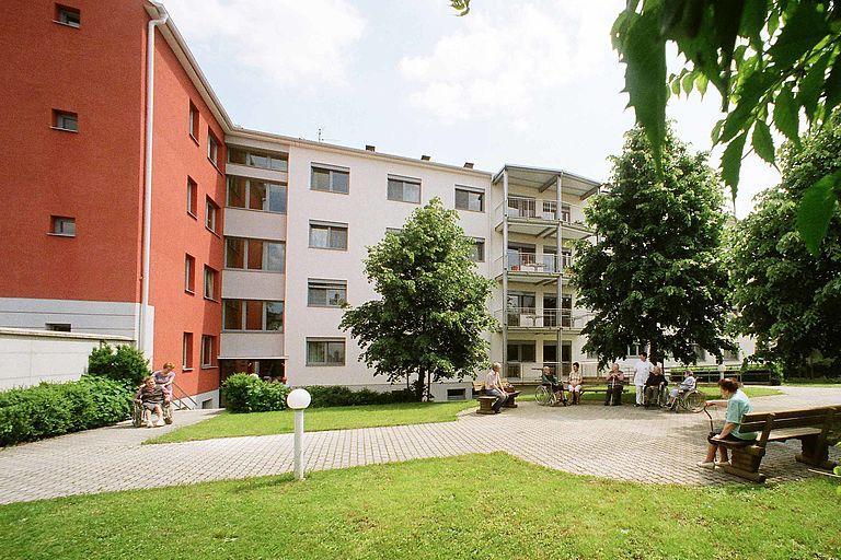 Caritas Haus Elisabeth - Altenwohn- und Pflegezentrum, Rechnitz