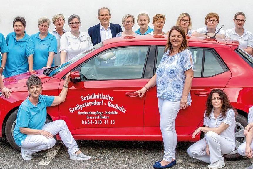 Sozialinitiative Großpetersdorf-Rechnitz, Südburgenland