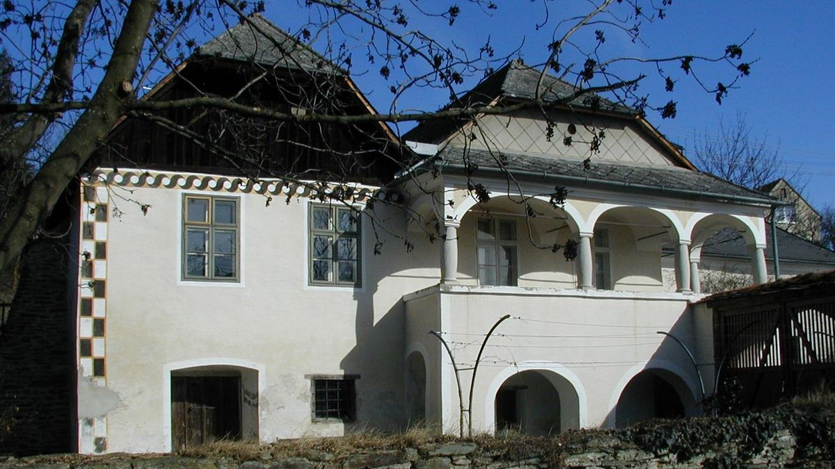 Bertok-Mühle