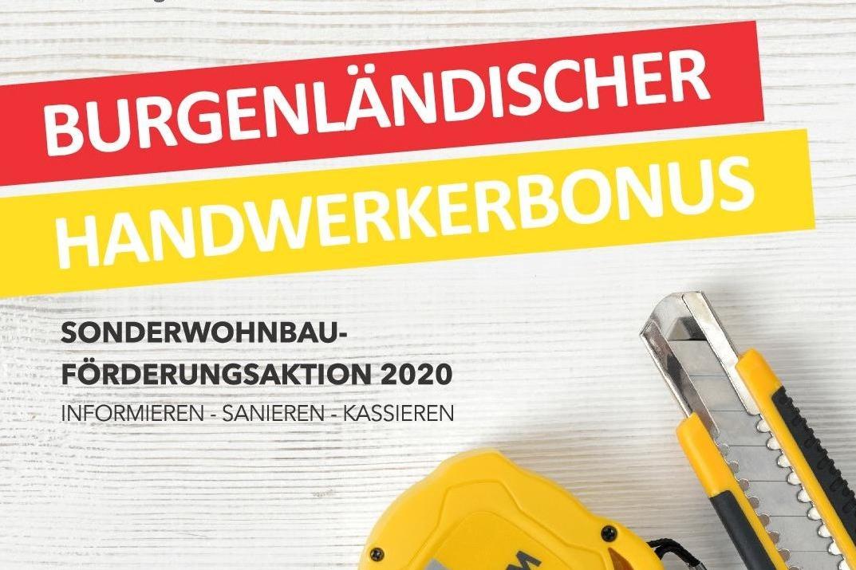 Burgenländischer Handwerkerbonus, Südburgenland