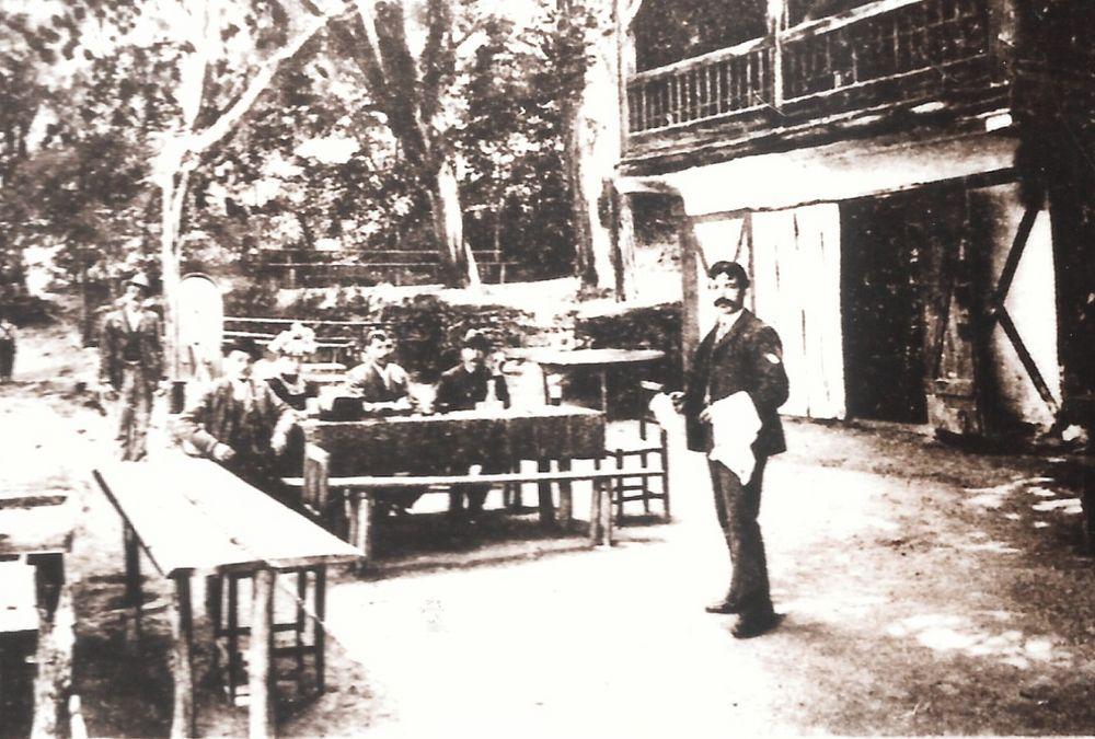 4. Gasthaus Taschek
