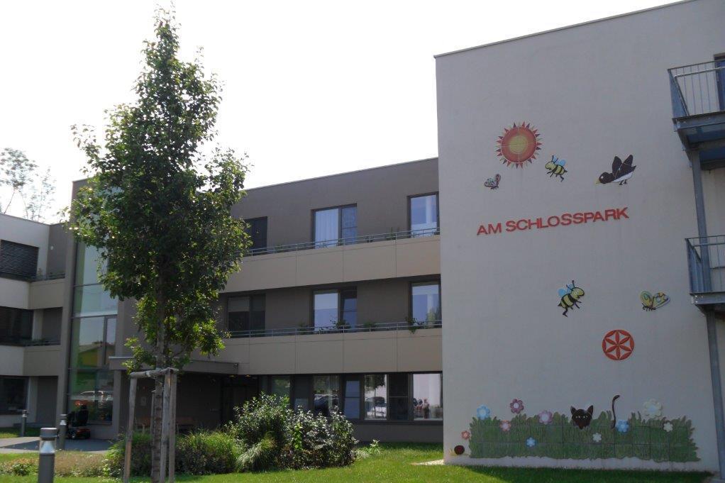 """Pflegezentrum """"Am Schloßpark"""" Rechnitz, Südburgenland"""