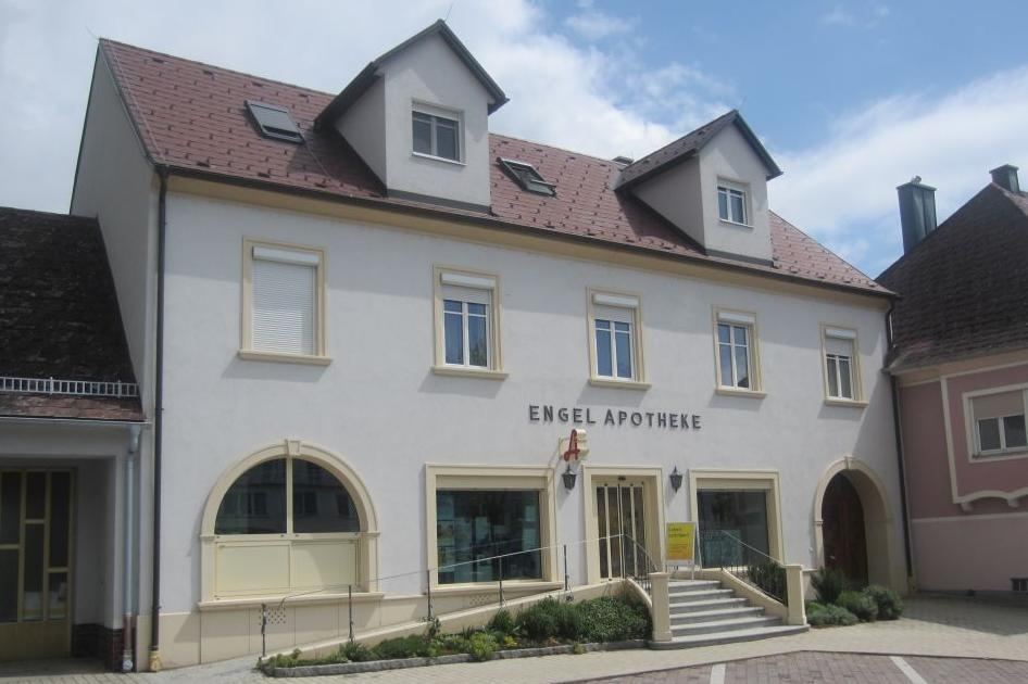 Engel-Apotheke, Rechnitz, Südburgenland