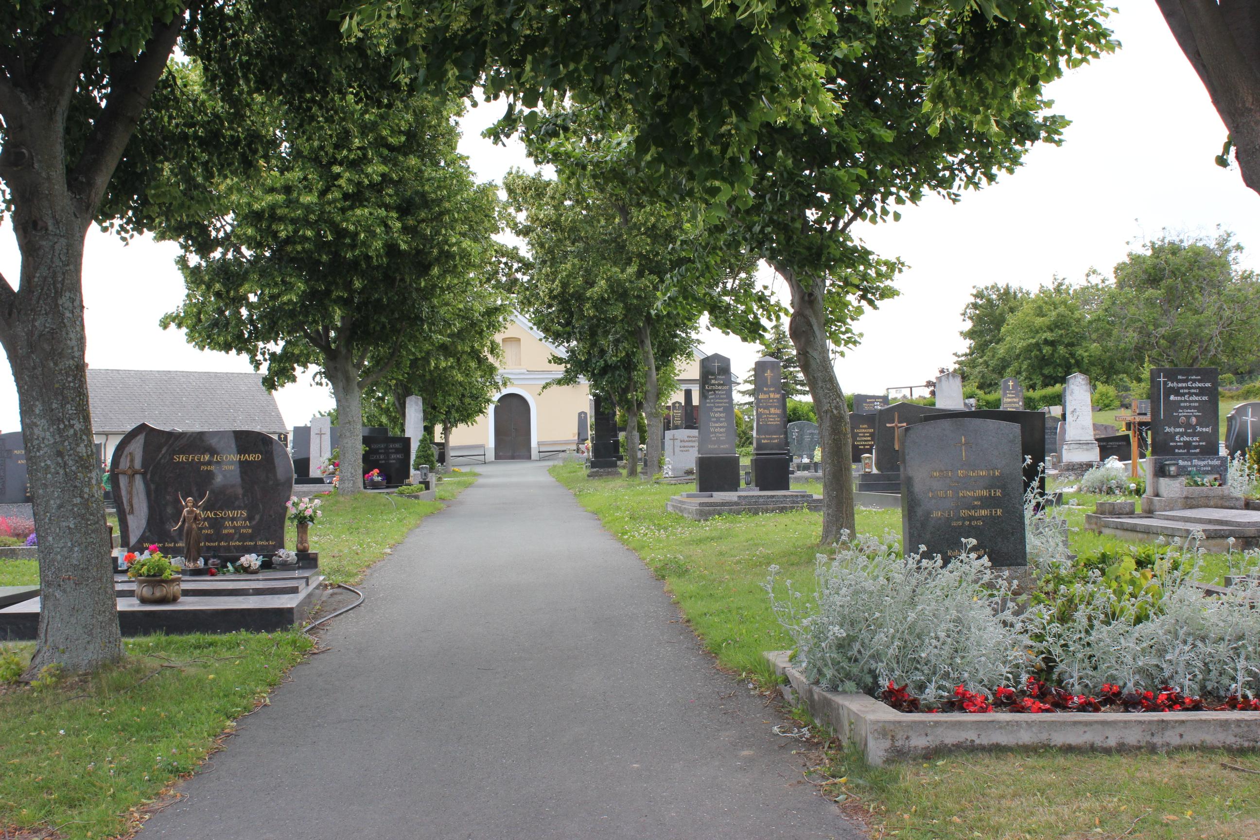 Evangelischer Friedhof, Rechnitz