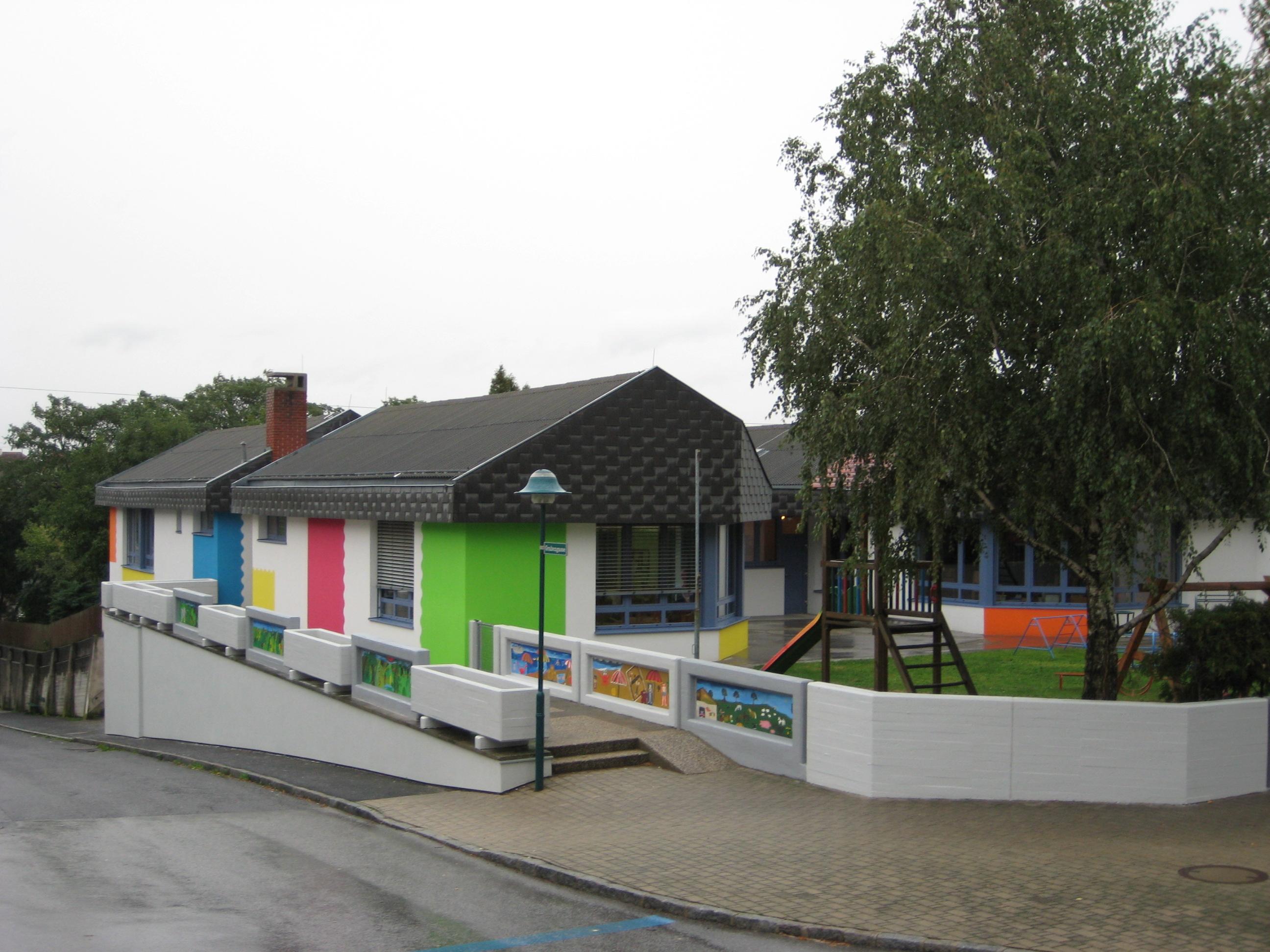 Kindergarten Rechnitz, Südburgenland