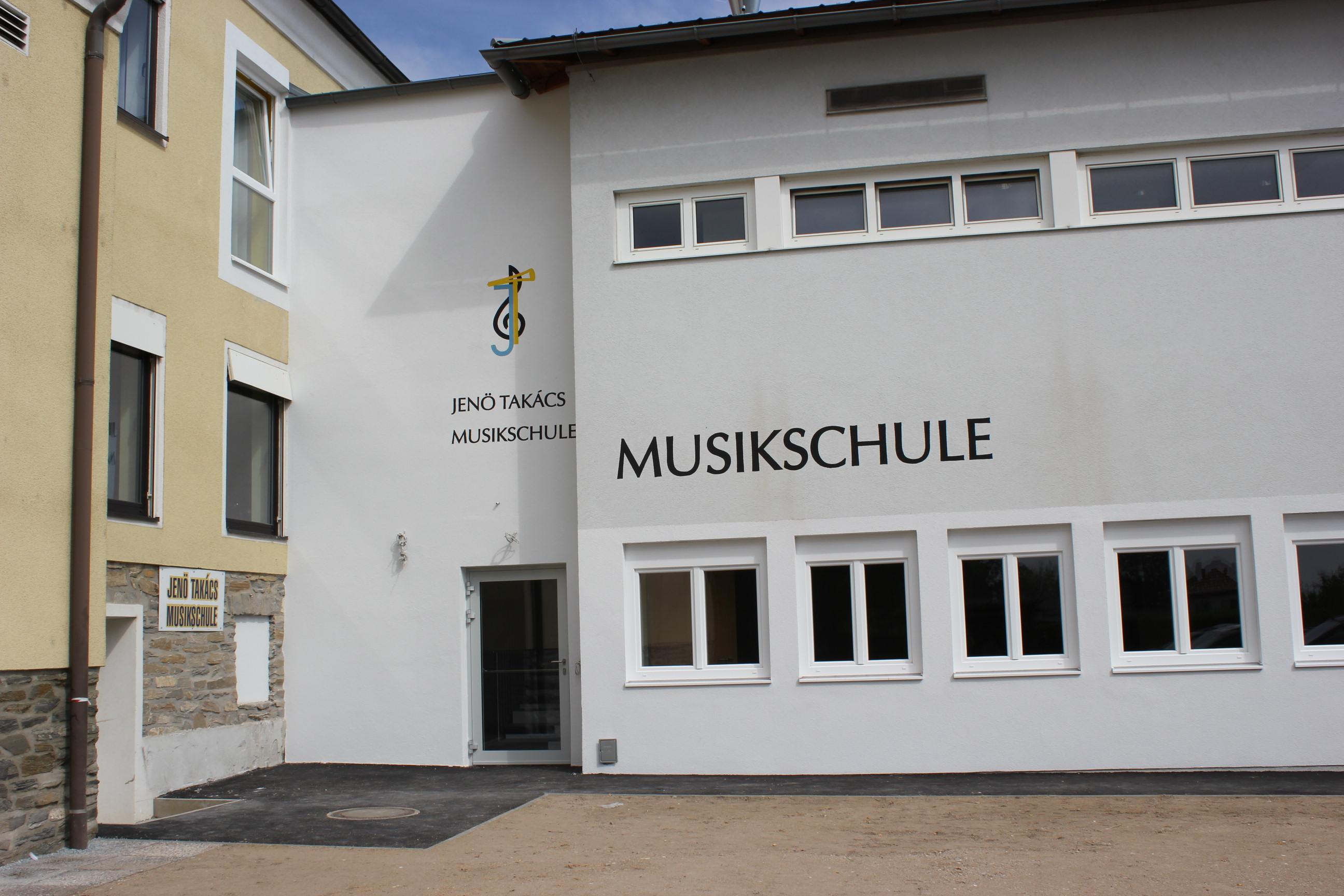 Jenö Takács Musikschule Rechnitz, Südburgenland
