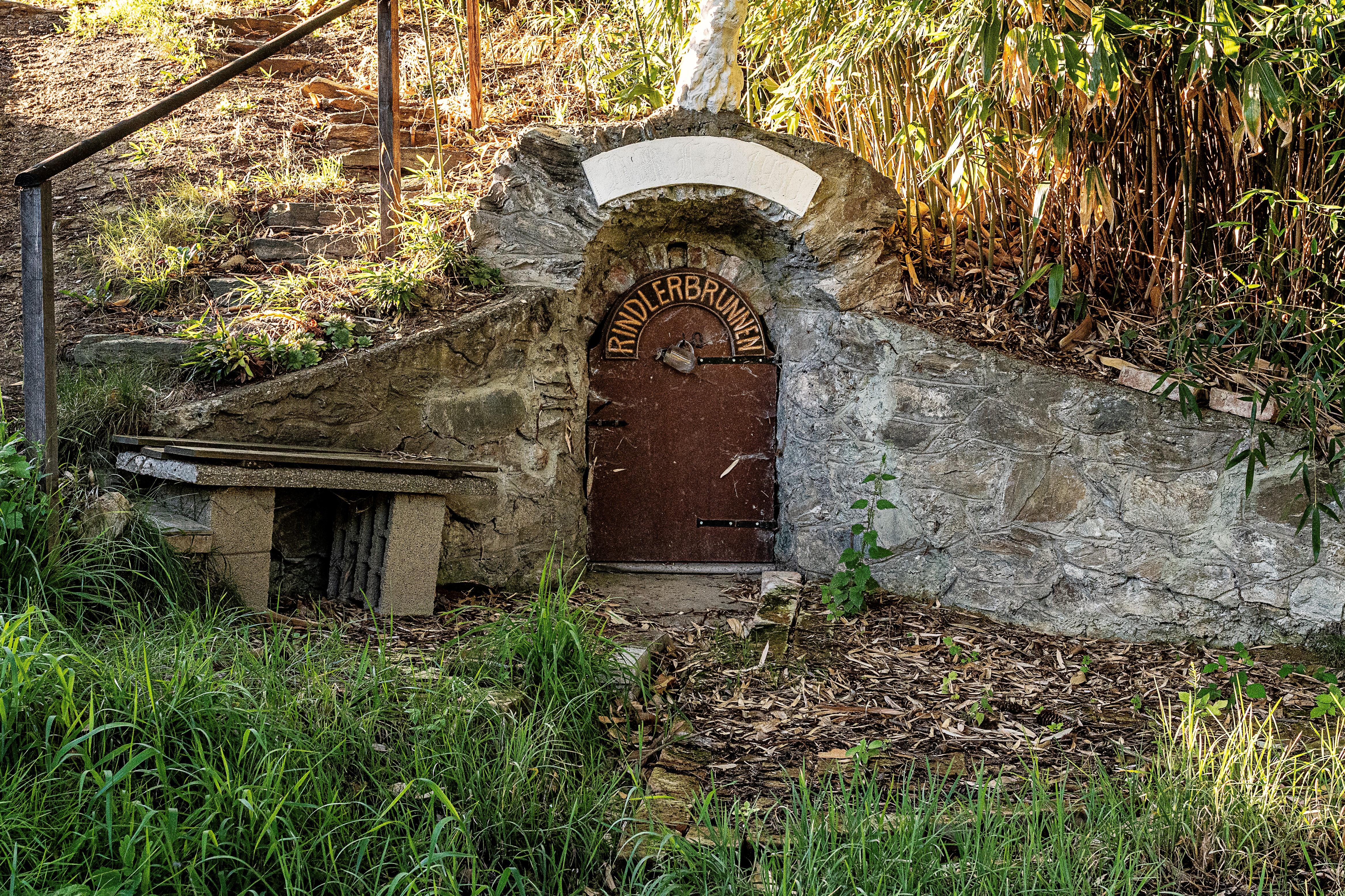 Römischen Wasserleitung, Rindlerbrunnen, Rechnitz, Südburgenland